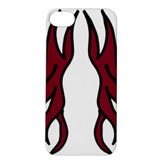 Dancing Fire 2 Apple iPhone 5S Hardshell Case