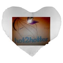 Img 20140722 173225 19  Premium Heart Shape Cushion