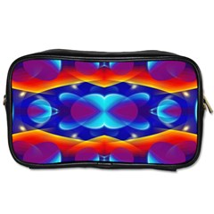 Planet Something Travel Toiletry Bag (two Sides)