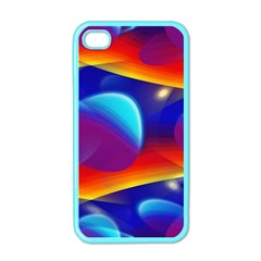 Planet Something Apple Iphone 4 Case (color)