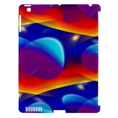 Planet Something Apple Ipad 3/4 Hardshell Case (compatible With Smart Cover)