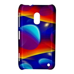 Planet Something Nokia Lumia 620 Hardshell Case