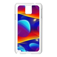Planet Something Samsung Galaxy Note 3 N9005 Case (White)
