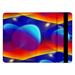 Planet Something Samsung Galaxy Tab Pro 12 2  Flip Case