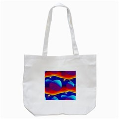 Planet Something Tote Bag (White)