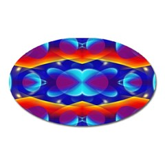 Planet Something Magnet (oval)