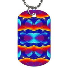 Planet Something Dog Tag (Two-sided)