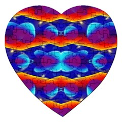 Planet Something Jigsaw Puzzle (Heart)