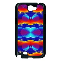 Planet Something Samsung Galaxy Note 2 Case (Black)