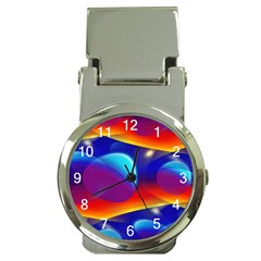 Planet Something Money Clip with Watch