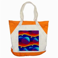 Planet Something Accent Tote Bag