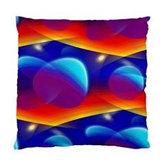 Planet Something Cushion Case (Two Sided)