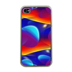 Planet Something Apple Iphone 4 Case (clear)