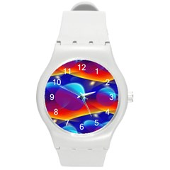 Planet Something Plastic Sport Watch (Medium)