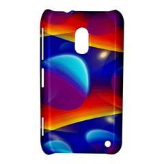 Planet Something Nokia Lumia 620 Hardshell Case