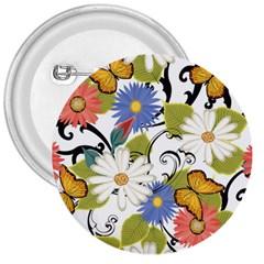 Floral Fantasy 3  Button