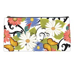 Floral Fantasy Pencil Case