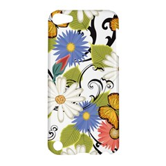 Floral Fantasy Apple Ipod Touch 5 Hardshell Case