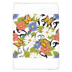 Floral Fantasy Removable Flap Cover (large)