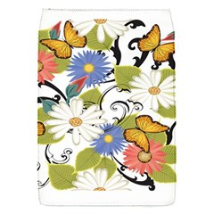 Floral Fantasy Removable Flap Cover (small)