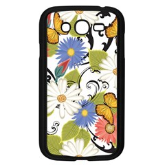 Floral Fantasy Samsung Galaxy Grand Duos I9082 Case (black)