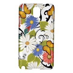 Floral Fantasy Samsung Galaxy Note 3 N9005 Hardshell Case