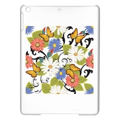 Floral Fantasy Apple iPad Air Hardshell Case