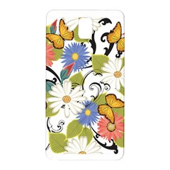 Floral Fantasy Samsung Galaxy Note 3 N9005 Hardshell Back Case