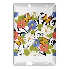 Floral Fantasy Kindle Fire Hd 7  (2nd Gen) Hardshell Case