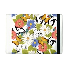Floral Fantasy Apple iPad Mini 2 Flip Case