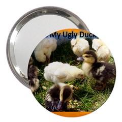 Uglyduckies 3  Handbag Mirror