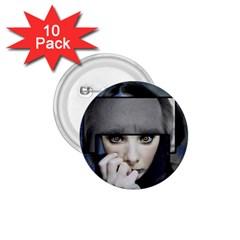 Fibro Brain 1 75  Button (10 Pack)