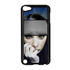 Fibro Brain Apple iPod Touch 5 Case (Black)