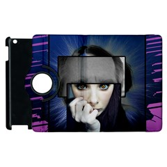 Fibro Brain Apple iPad 3/4 Flip 360 Case