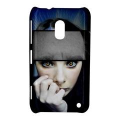 Fibro Brain Nokia Lumia 620 Hardshell Case
