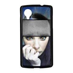 Fibro Brain Google Nexus 5 Case (Black)