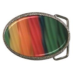 0718141618 Belt Buckle (oval)