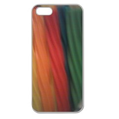 0718141618 Apple Seamless Iphone 5 Case (clear)