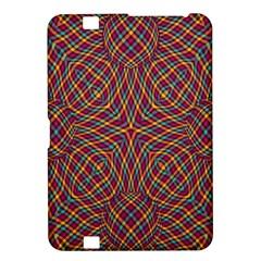 Trippy Tartan Kindle Fire HD 8.9  Hardshell Case
