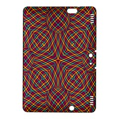 Trippy Tartan Kindle Fire HDX 8.9  Hardshell Case