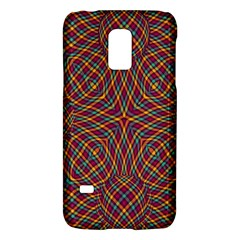 Trippy Tartan Samsung Galaxy S5 Mini Hardshell Case