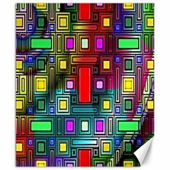 Abstract Modern Canvas 20  x 24  (Unframed)
