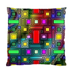 Abstract Modern Cushion Case (two Sided)