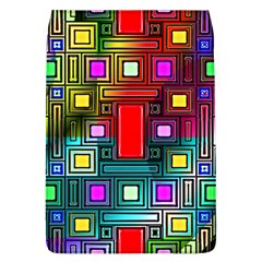 Abstract Modern Removable Flap Cover (large)