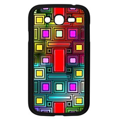 Abstract Modern Samsung Galaxy Grand Duos I9082 Case (black)