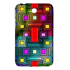 Abstract Modern Samsung Galaxy Tab 3 (7 ) P3200 Hardshell Case