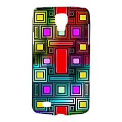 Abstract Modern Samsung Galaxy S4 Active (i9295) Hardshell Case