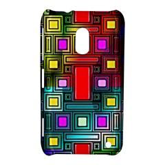 Abstract Modern Nokia Lumia 620 Hardshell Case