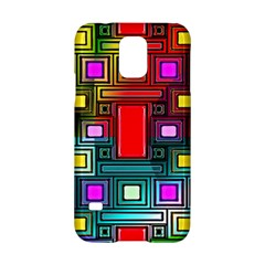 Abstract Modern Samsung Galaxy S5 Hardshell Case