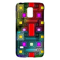 Abstract Modern Samsung Galaxy S5 Mini Hardshell Case